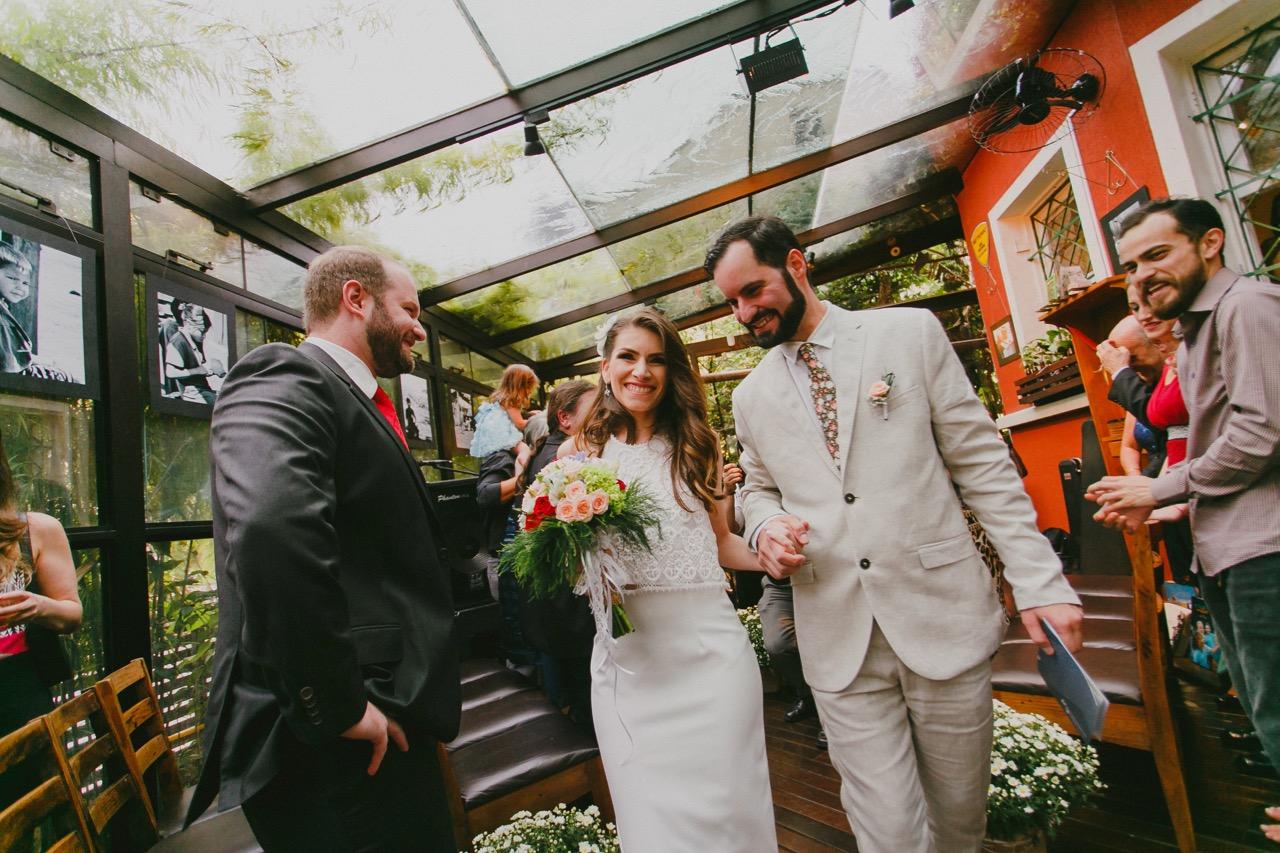 Casamento Belquis e Rafael; confira cardápio e fotos!